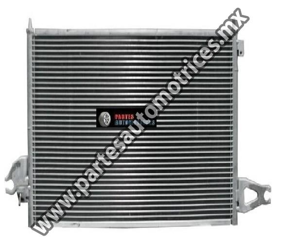 Condensador Para Acura RSX 2002 2006 ⋆ Partes Automotrices